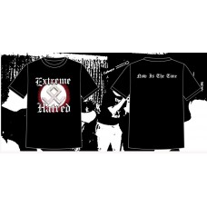 "Extreme Hatred  ""The Time Has Come"" Hoodie"